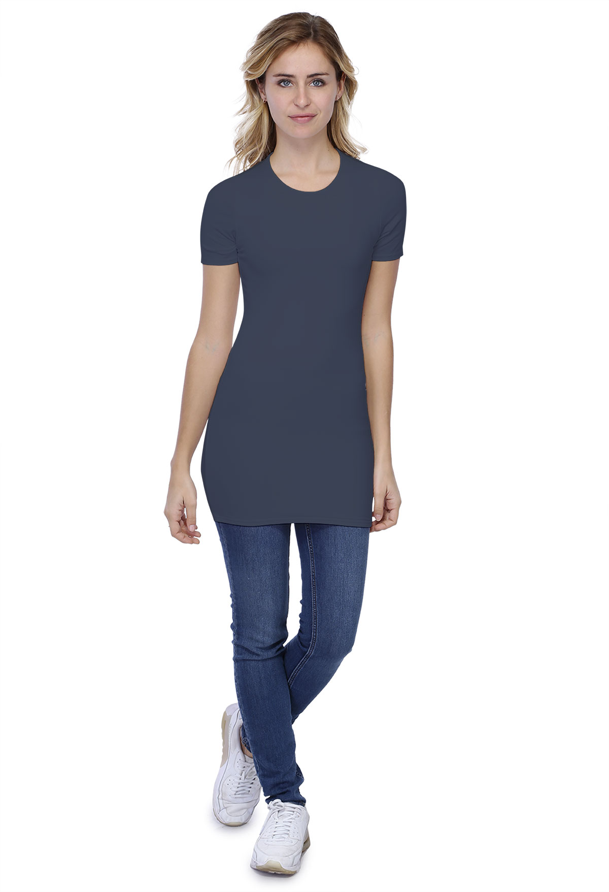 KATIA LONG T-SHIRT M/COURTES