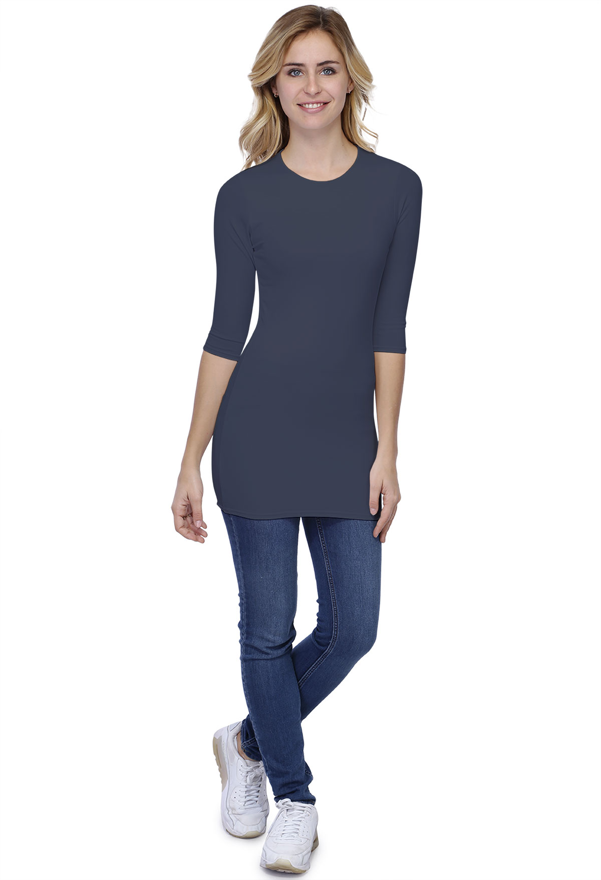 KATIA LONG T-SHIRT M.3/4